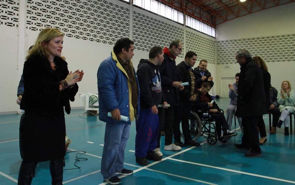 Torneio de boccia assinala Dia Internacional das Pessoas com Deficiência