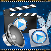 Dual Audio Video Player