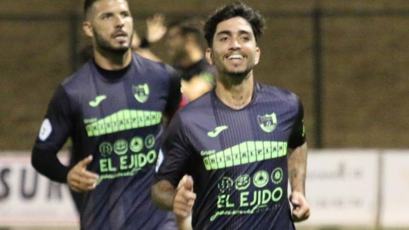 El CD El Ejido muestra su capacidad de reacción y gana con autoridad en Antequera.