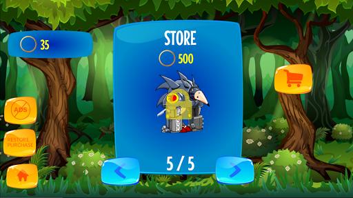 Super The Hedgehog  screenshots 2