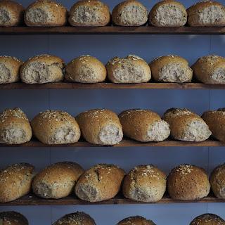 North Wild Kitchen's 'Trillemarka Inspired' Barley Bread.
