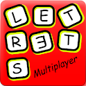 Letters multiplayer icon