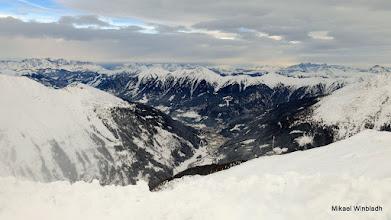 Photo: Gasteiner dalen.