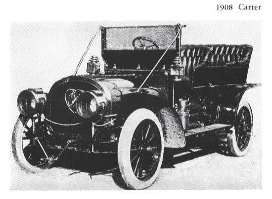 Carter Twin-Engine