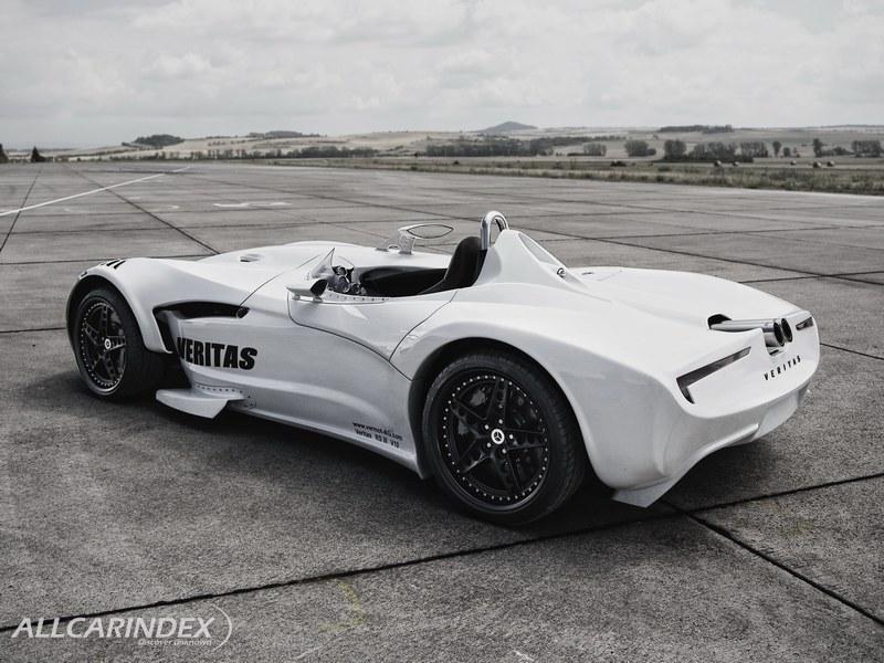 veritas 2 rs iii roadster hybrid. Black Bedroom Furniture Sets. Home Design Ideas