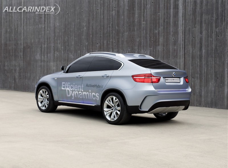 BMW - Concept X6 ActiveHybrid