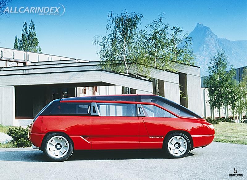 Lamborghini Genesis Bertone - Genes...