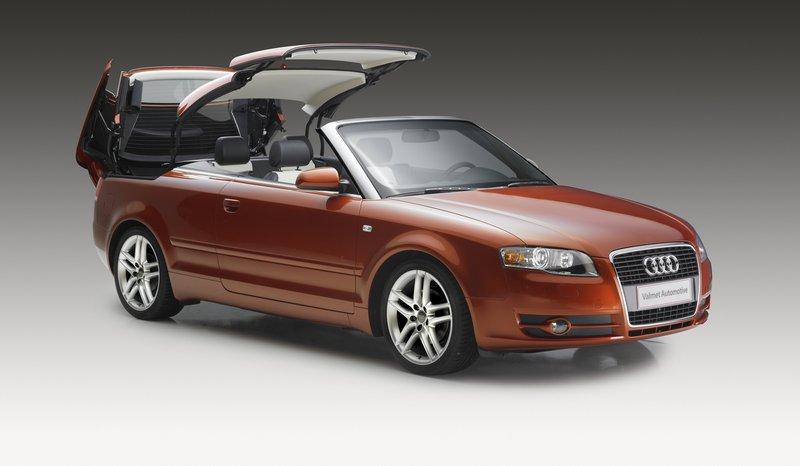Valmet - Audi A4 Coupe Cabrio II