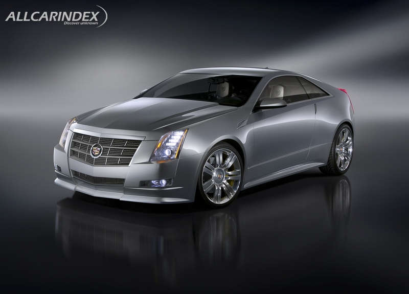 CTS Coupe Concept