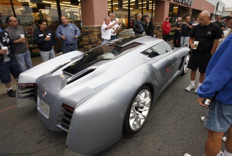 Essence Las Vegas >> General Motors - EcoJet