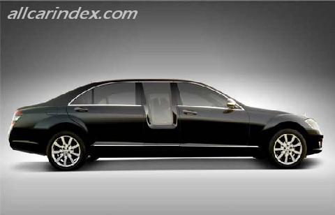 Mercedes-Benz S-Class limousine