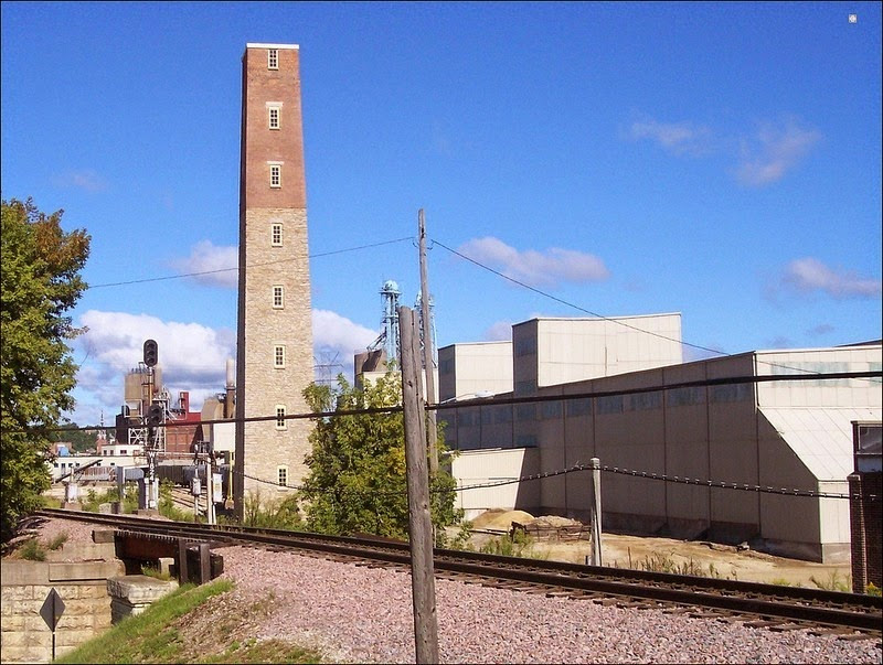 Shot Tower, torres para produzir projéteis esféricas