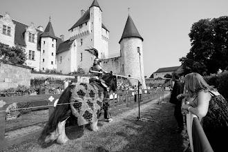 Photo: Les joutes équestres médiévales au chateau du Rivau