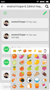 hoq free chat and social- screenshot thumbnail