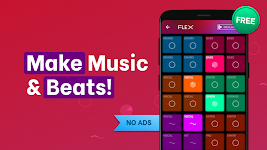screenshot of Splash - Music & Beat Maker: Record Your Own Songs