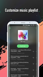 Lark Player – Free MP3 Music & Youtube Player 3