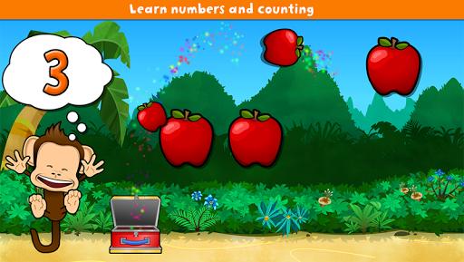 Screenshot for Monkey Preschool Lunchbox in Hong Kong Play Store