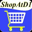 ShopAtD1 Shopping App icon