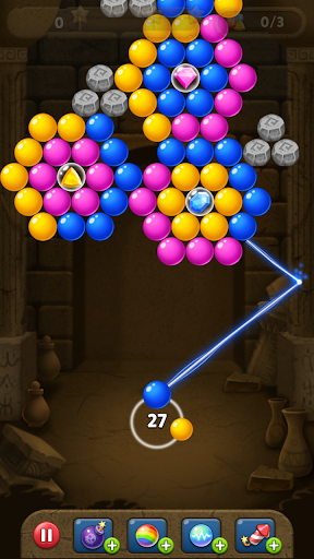 Bubble Pop Origin! Puzzle Game screenshots 12
