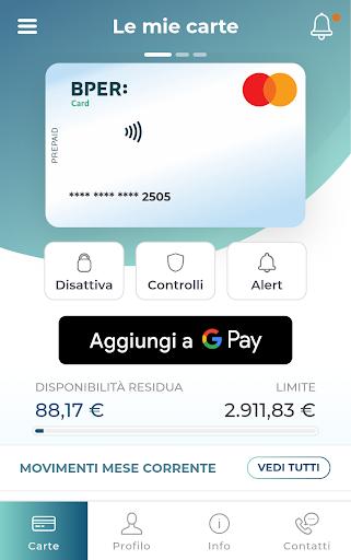 Smart BPERCard screenshot 3