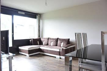Appartement meublé 2 pièces 45,75 m2