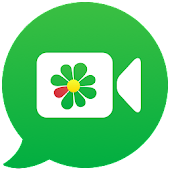 chat de video e chamadas icq
