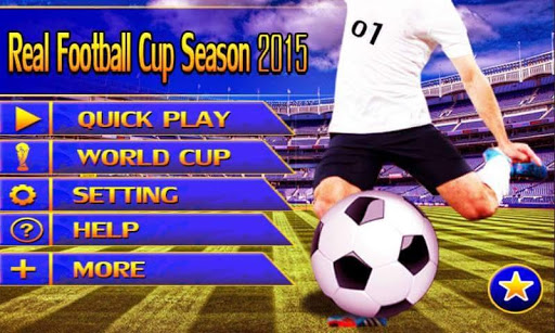 Football Real Cup Season 2015