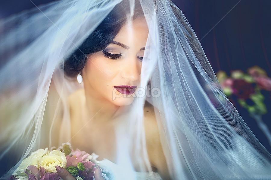 wedding by Dejan Nikolic Fotograf Krusevac - Wedding Bride ( vencanje, wedding, bride, portrait )