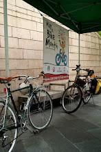 Photo: Bike to Work 12: Poster and BIkes