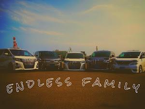 アルファード 30系 のカスタム事例画像 ツヨポンendless family 代表   さんの2020年05月25日22:36の投稿