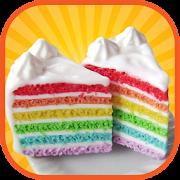 Game Rainbow Cake Maker Bake shop APK for Windows Phone