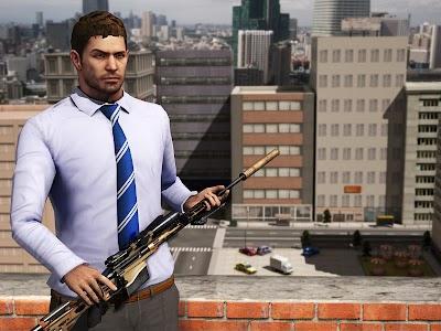 Boss Sniper 18+ v1.0 (Mod)