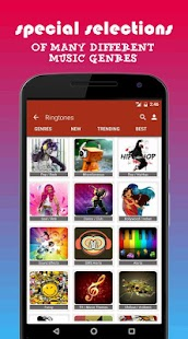 PHONEKY Ringtones & Wallpapers- screenshot thumbnail