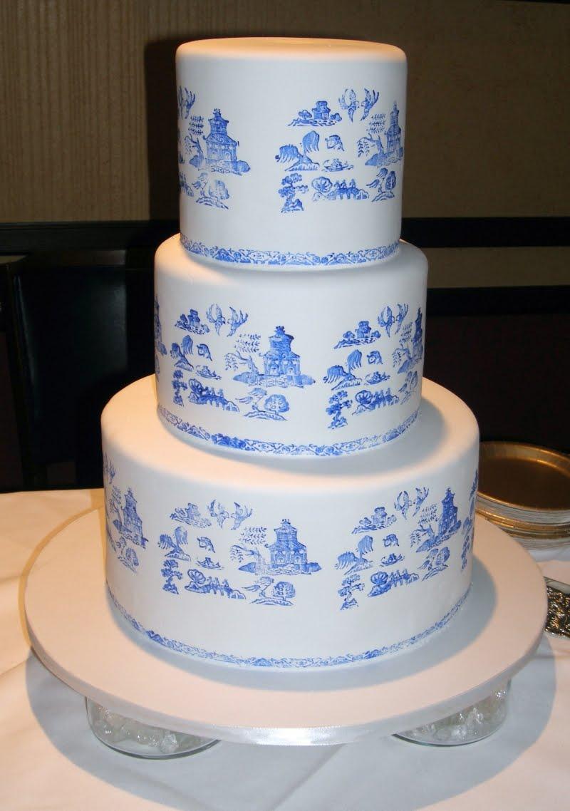 crystie 39 s blog blue and black wedding cake. Black Bedroom Furniture Sets. Home Design Ideas