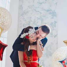 Wedding photographer Anna Oranzhevaya (AnnaOranje). Photo of 01.07.2017