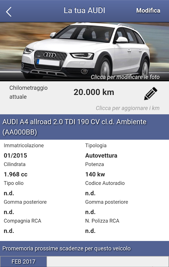 Lorenzi Auto Hub- screenshot