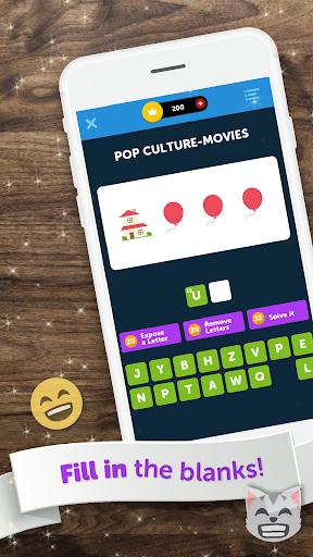 Crossword Quiz - Crossword Puzzle Word Game! apkmr screenshots 2