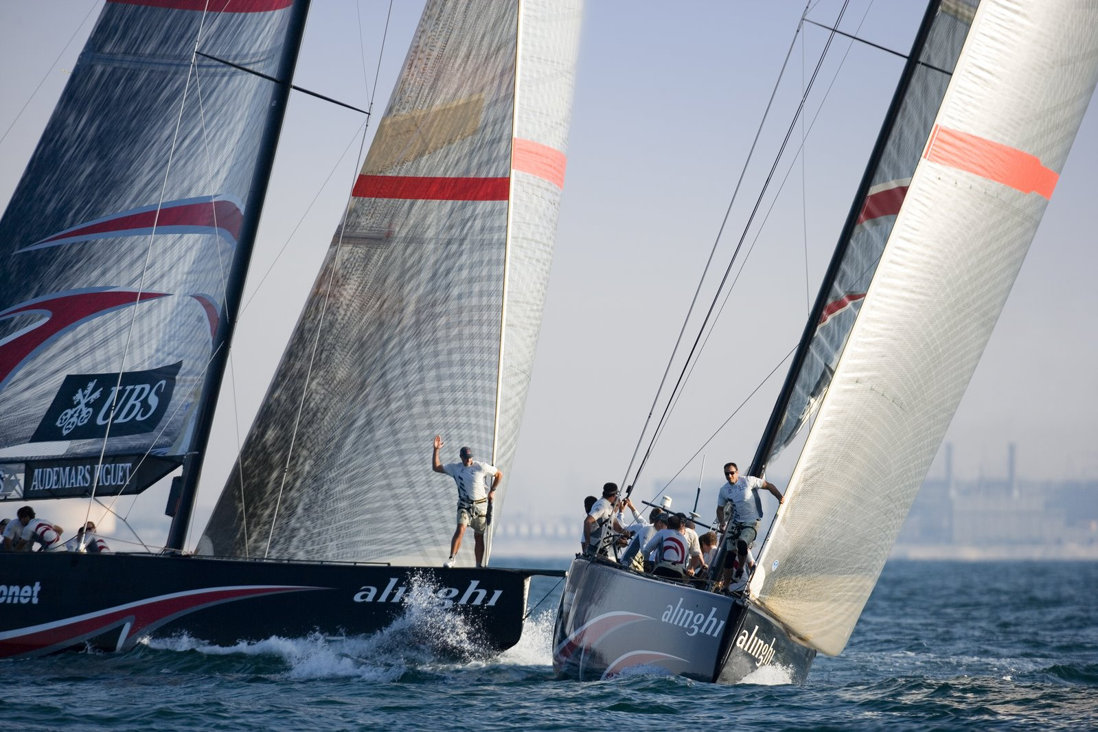 America's Cup (boat) pictures
