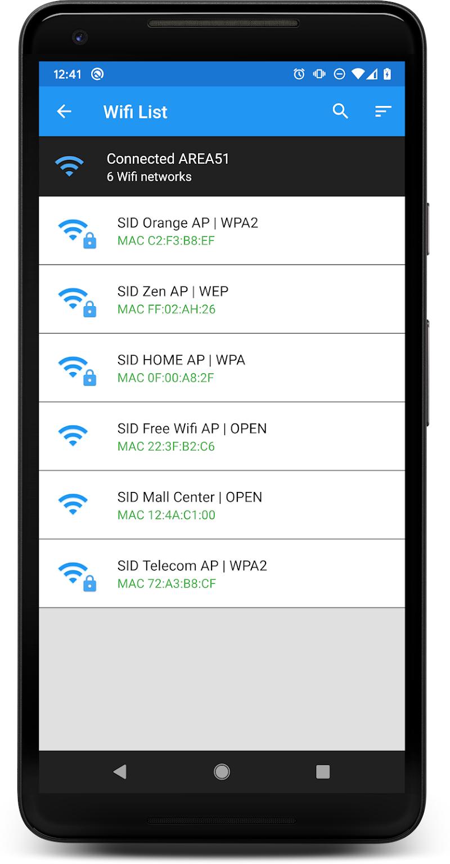 WIFI PASSWORD ALL IN ONE Screenshot 1