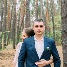 Wedding photographer Vasilisa Ryzhikova (Vasilisared22). Photo of 04.10.2017