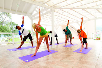 Photo: Fitness classes, such as pilates, yoga or Zumba...  http://www.neilson.co.uk/activities/fitness-class