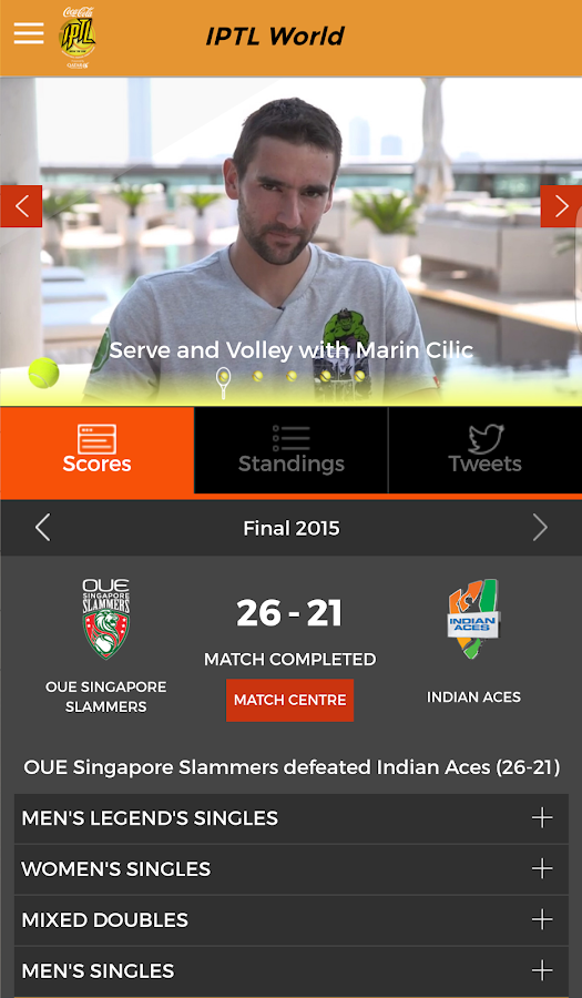 IPTL World- screenshot