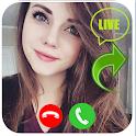 Meet Live Random Girls . Online Video Chat icon