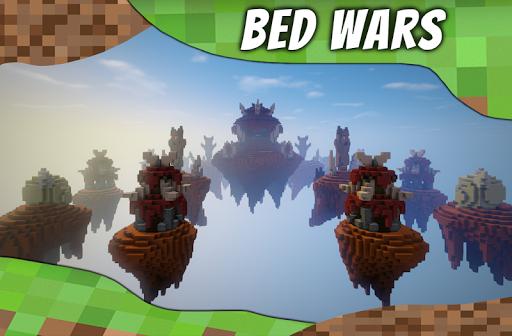 Télécharger gratuit Maps BedWars for MCPE. Bed Wars Map. APK MOD 2