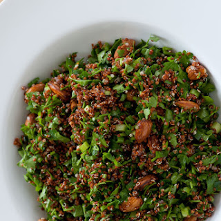 Quinoa Tabbouleh – Cooking is easy.