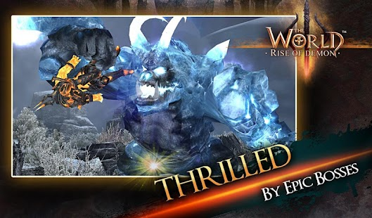 The World 3: Rise of Demon- screenshot thumbnail