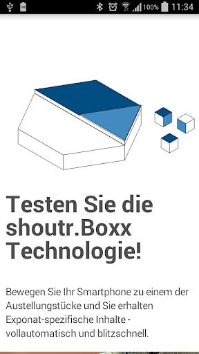 shoutr.Boxx - Villa Vauban