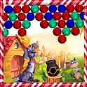 Bubble Dog Shooter 2016 icon