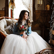 Wedding photographer Nadezhda Zhuravleva (crimsonmoon). Photo of 24.04.2017