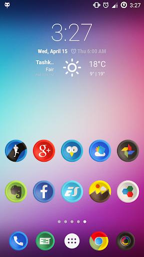 foro - icon pack screenshot 2